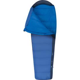 Sea to Summit Trek TkI Slaapzak Lang, bright blue/denim